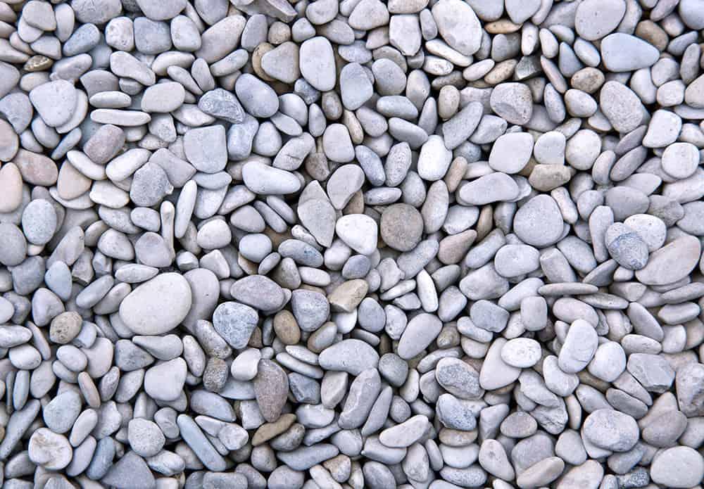 river rock gravel